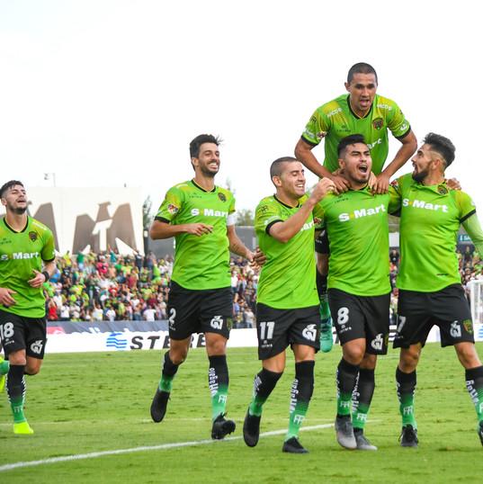 Bravos vs Monterrey