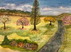Healing Garden Walk