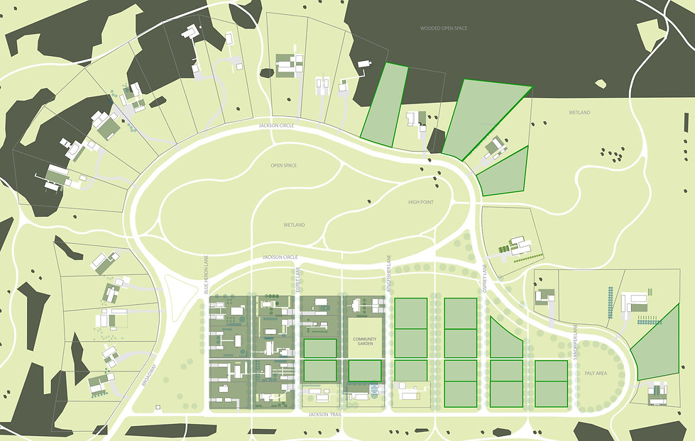 Jackson Meadow -  Map of Jackson Meadow -Smitten Real Estate Group | Bill Smitten