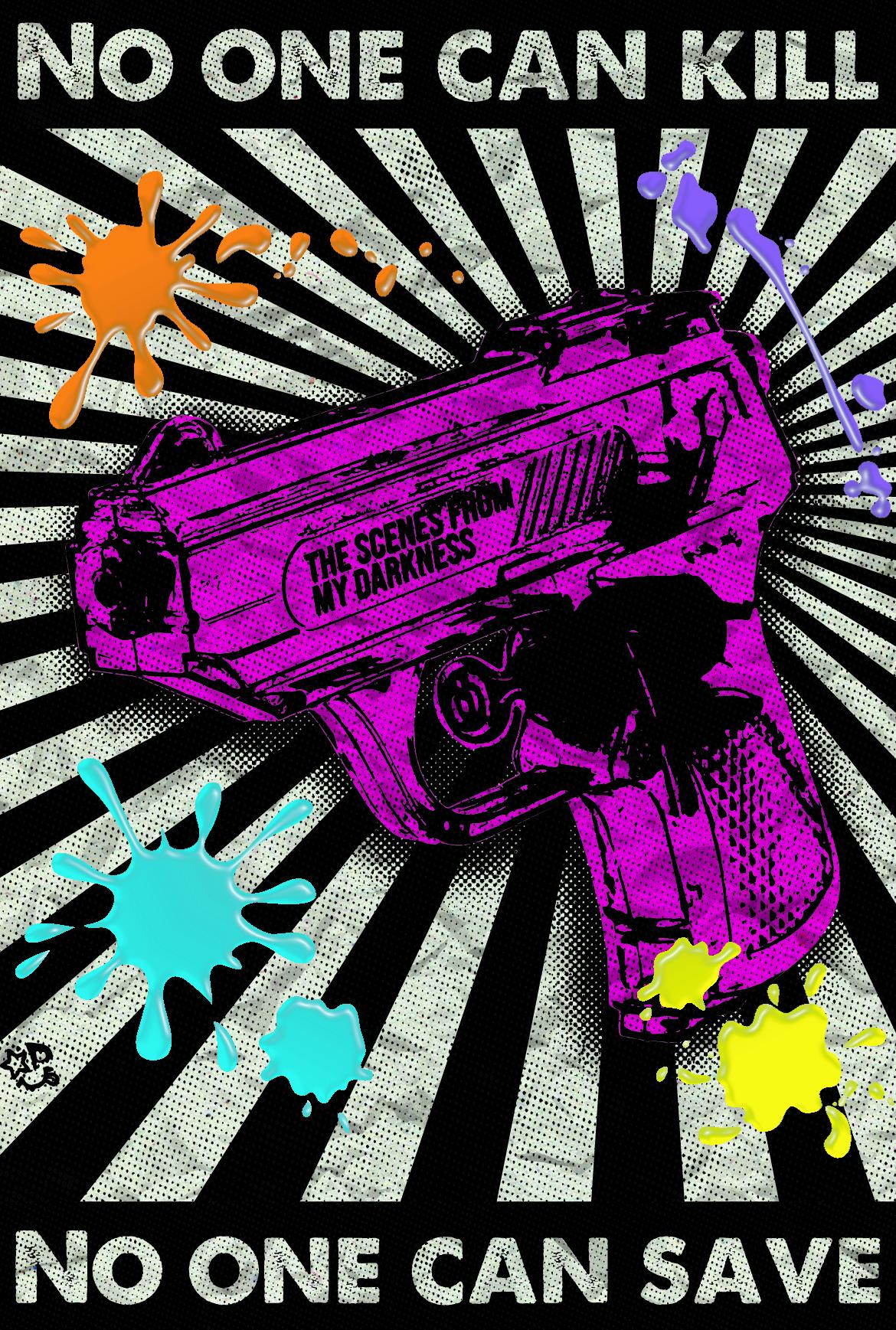 【The water pistol】