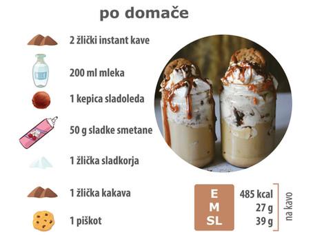 Ledena kava, 2. del