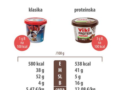 So vsi proteinski izdelki res dober vir beljakovin?