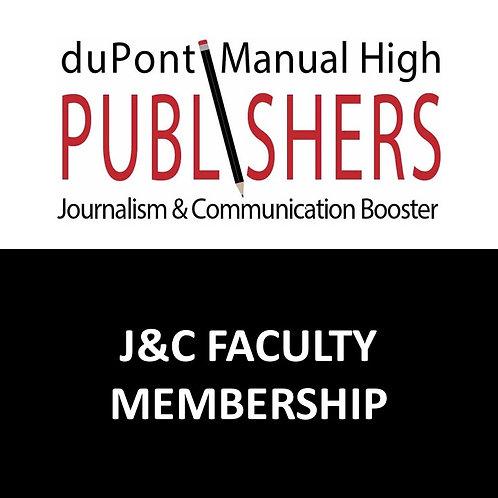 2020-21 J&C Faculty Membership