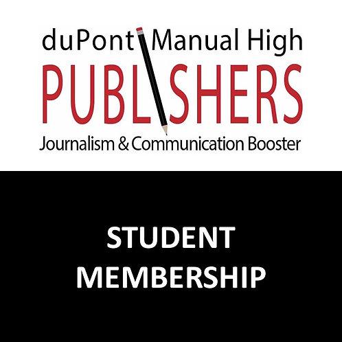 2020-21 Student Membership