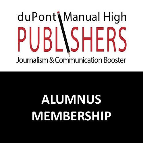 2020-21 Alumnus Membership