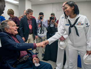 Medical condition may factor into George H.W. Bush's recent lapses