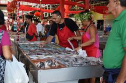 Papeete - central market