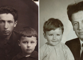 An anti-aging researcher faces the loss of his inspiration: his 96-year-old father