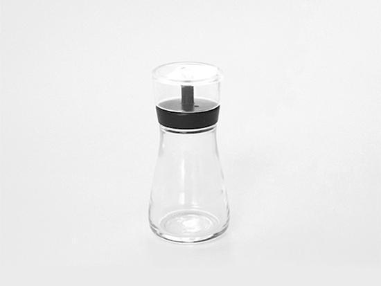 オイル入れ / ガラス・ABS / 無印良品