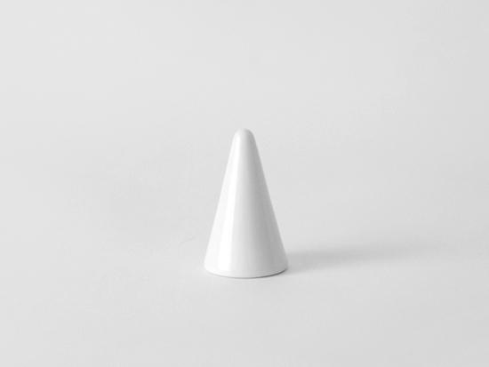 リングホルダー / 磁器 / 無印良品