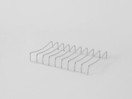 石けん置き / ステンレス / 無印良品