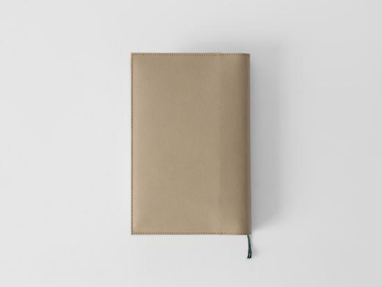 ブックカバー / デニムラベル / 無印良品