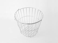 ランドリーバスケット / ステンレス / 無印良品