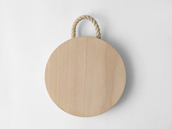 鍋敷き / ブナ / 無印良品