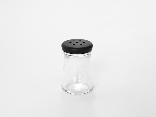 塩こしょう入れ / ガラス・ABS / 無印良品