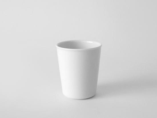 コップ / 白磁 / 無印良品