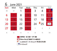 TOKYO ACRYL calender mini2021.6.jpg