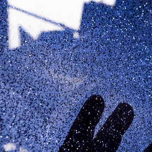 Glitter Ultramarine/Tokyo Acryl