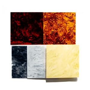 べっ甲と大理石カラーのマーブルアクリル板/Tokyo Acryl