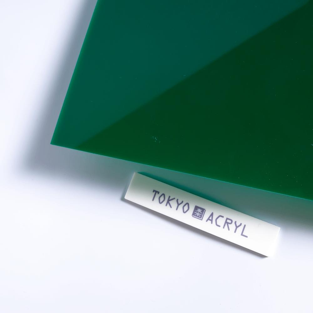 Blue Green opaque/Tokyo Acryl