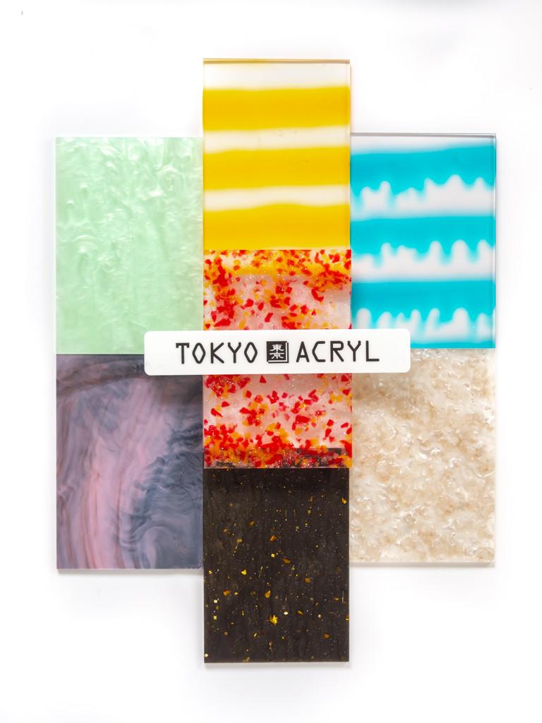 June New Tokyo Acryl !