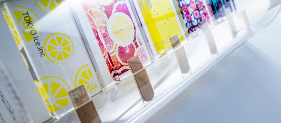 【新製品】アイスキャンディー型キーホルダー