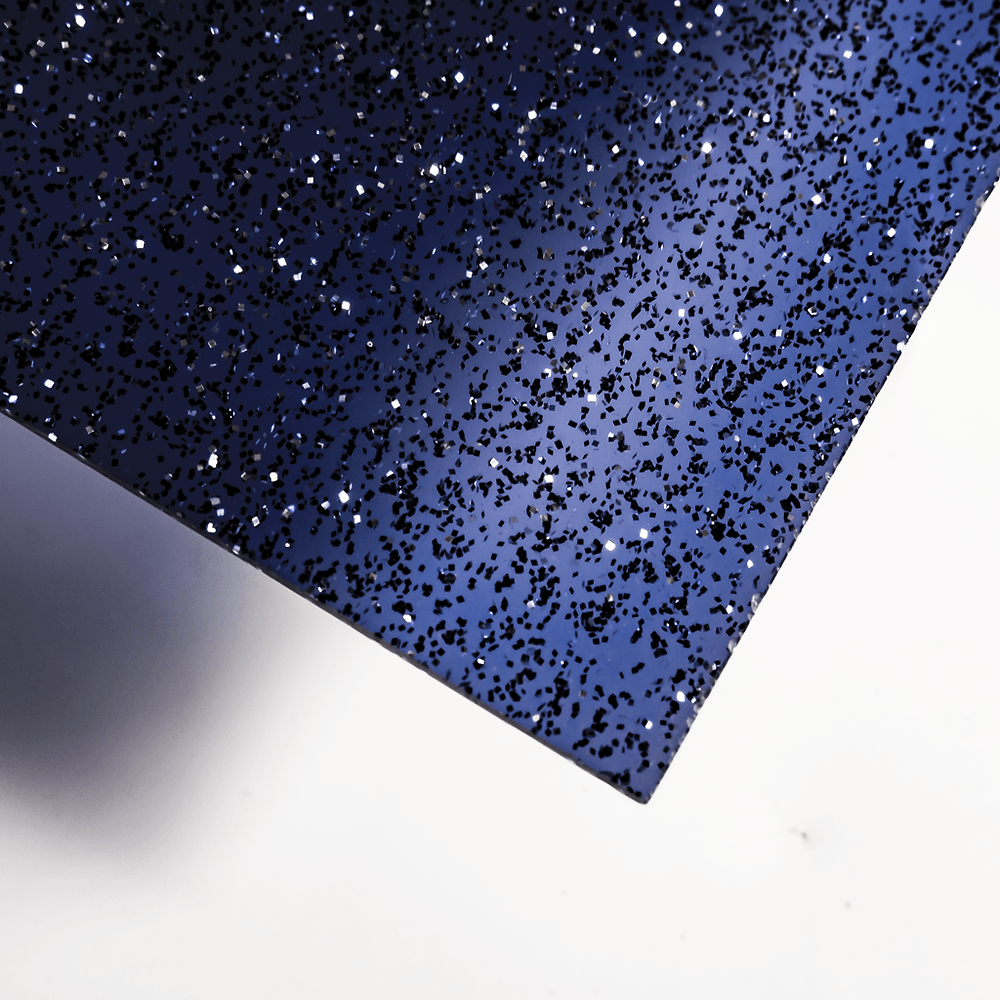 Glitter Ultramarine 群青ラメアクリル板/Tokyo Acryl