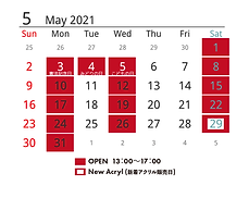TOKYO ACRYL calender mini2021.5.png