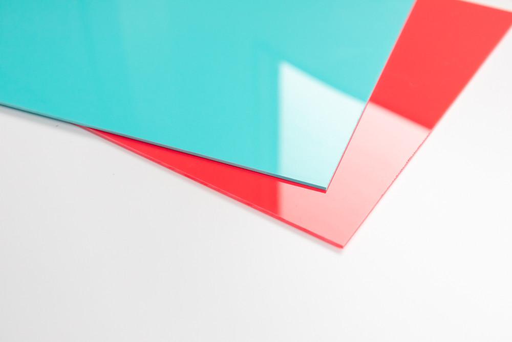 2nnの不透明アクリル板/他の板と合わせやすい色合いです/ TOKYO ACRYL