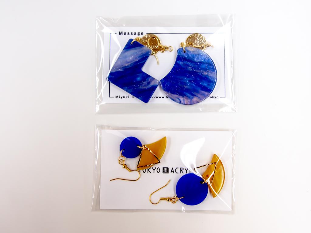 ブルーパーツ/Tokyo Acryl
