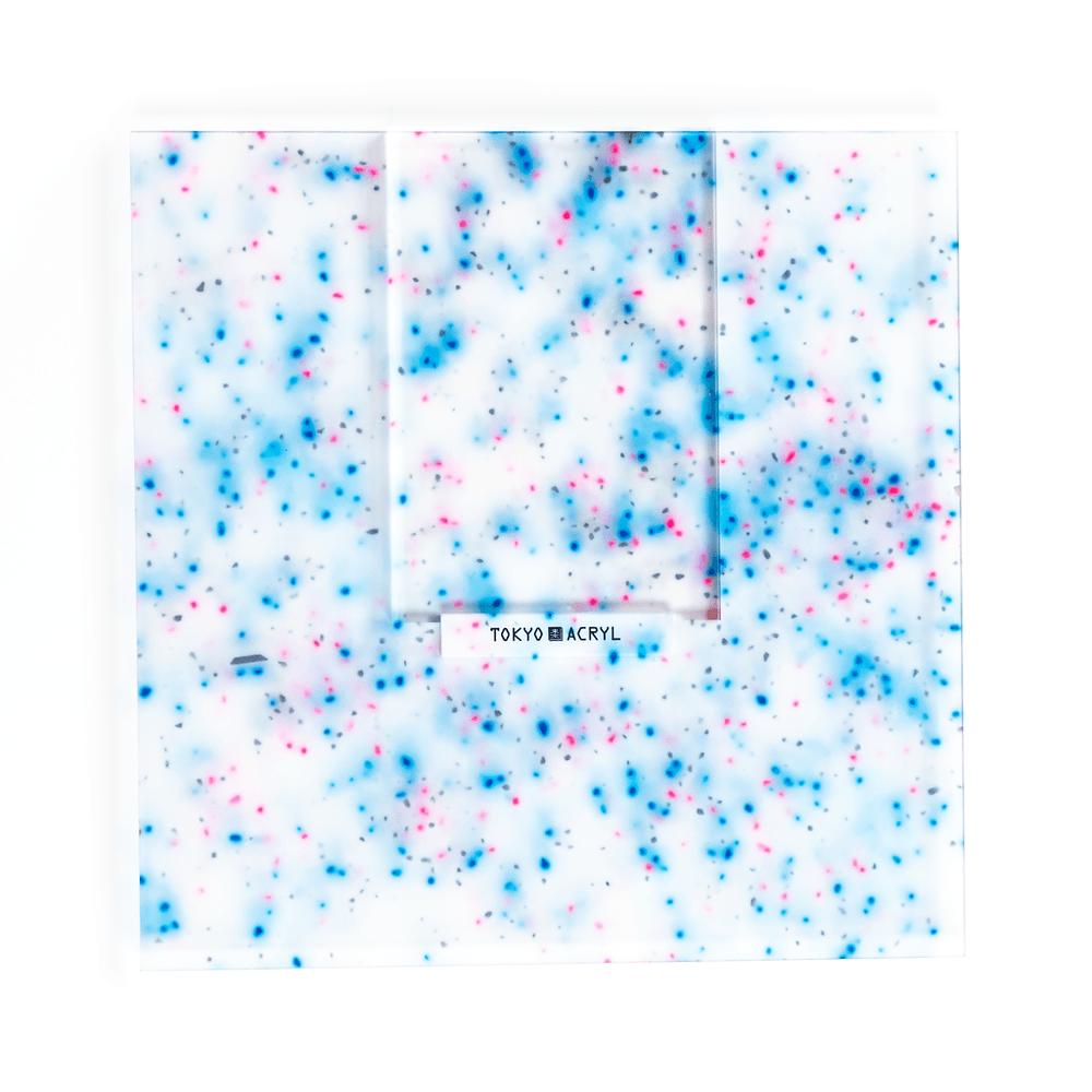 ネオンチップ(ブルー&ピンク)5mm厚 / TOKYO ACRYL