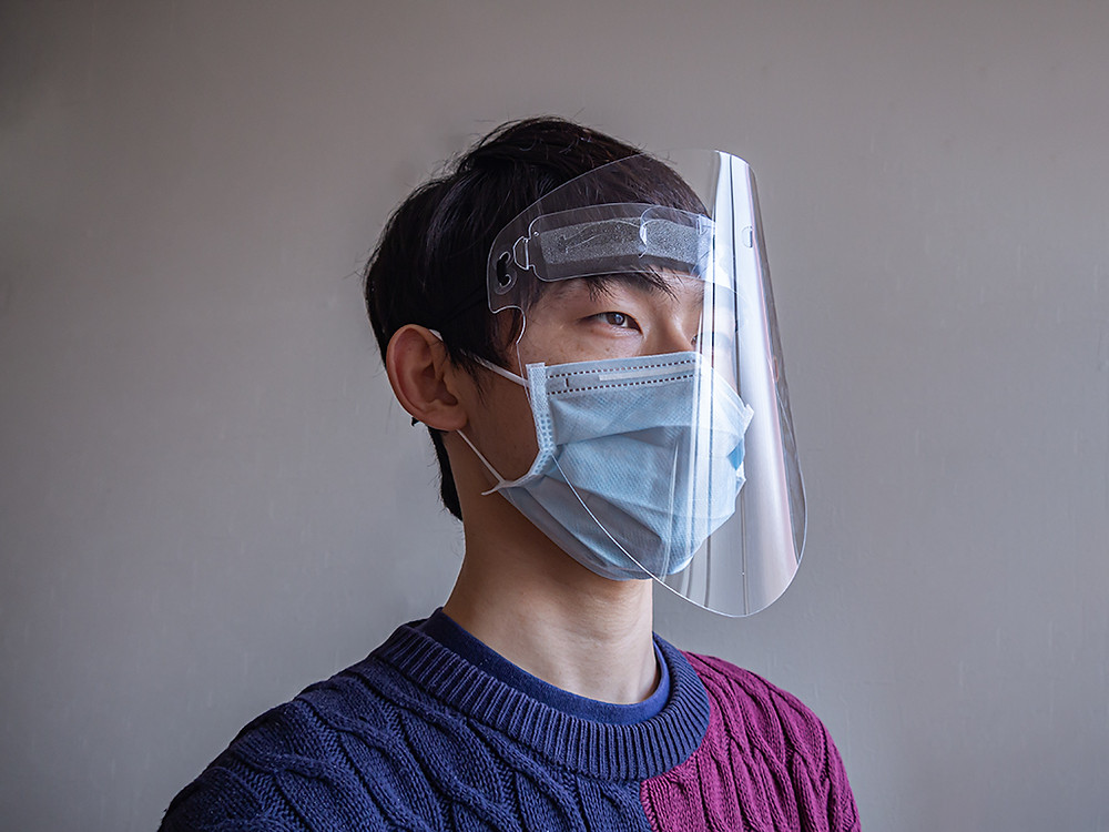 Face shieldV3 / Miyuki Acryl
