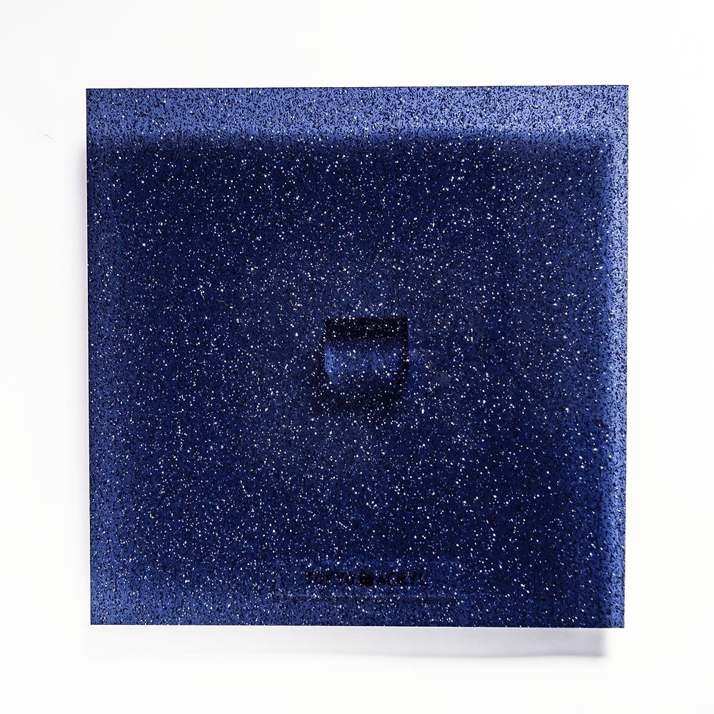 Glitter Ultramarine Acryl /Tokyo Acryl
