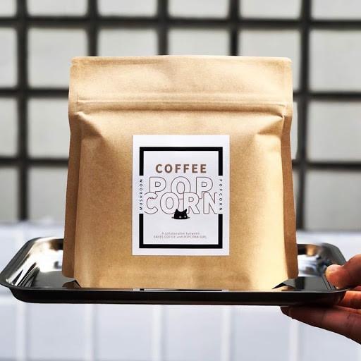 EAVES COFFEEのポップコーン