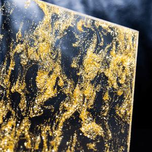 Gold dust/Tokyo Acryl 砂金風アクリル