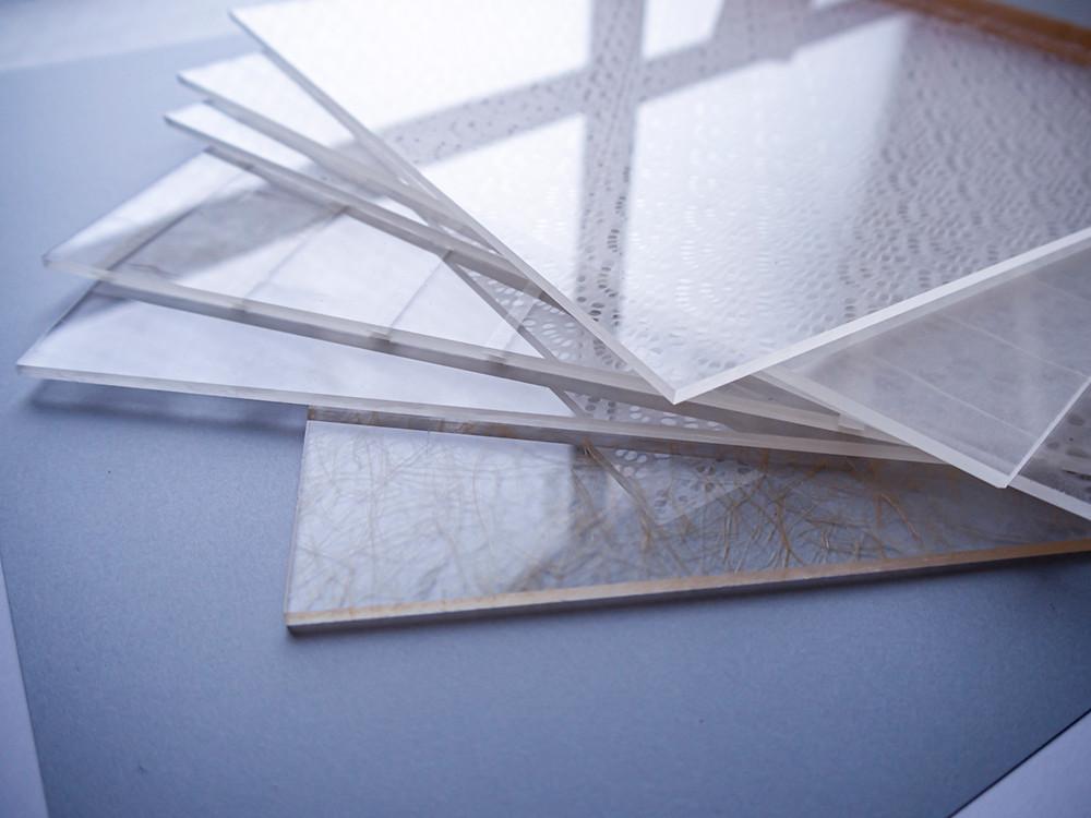 鋭角な和紙 / Tokyo Acryl
