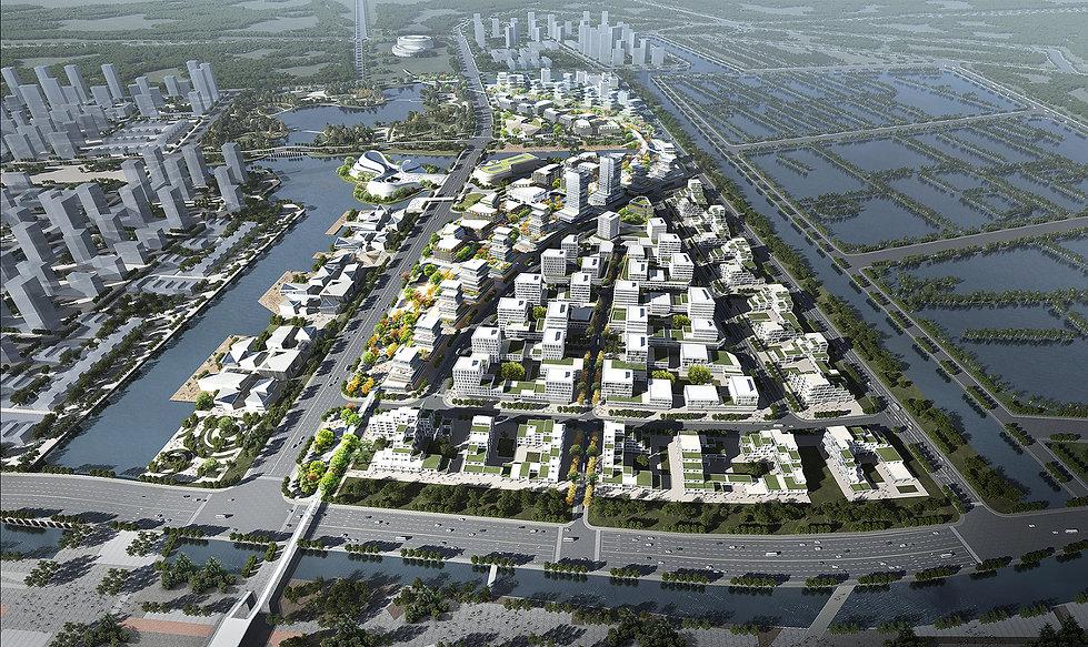 Pingsha New Town