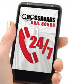 bail, bond, call, email, text
