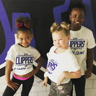 LA Clippers and #AMSOD! Get it girls! Th