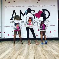 #AMSOD competitive dance team members, _