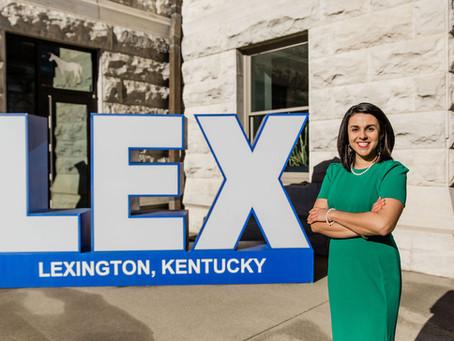 Yajaira Aich West - ECC at PNC; Former Fayette BOT Member; Led Countdown to Kindergarten Initiative