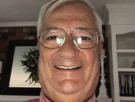 Frank Miklavcic - Franklin Co. Board Member, Senior Games Organizer, and Longtime Supporter