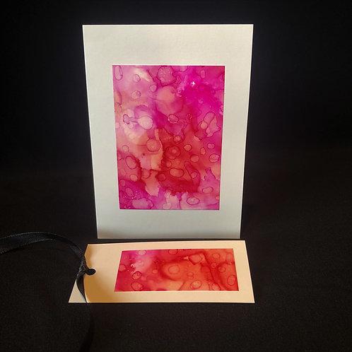Single Card - Pink