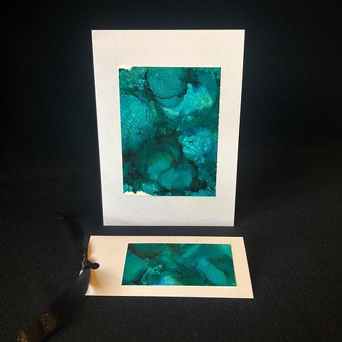 Single Card - Green