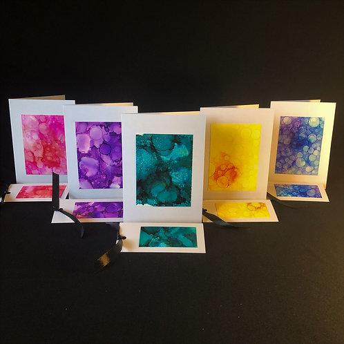 5 Card Pack - Rainbow