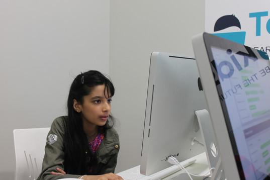TechyKids Brampton Student Focused