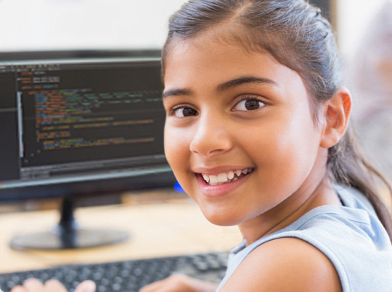 When kids learn to code they understand technology better. To know how kids can learn different coding languages to innovate new things & become creative. Read More!