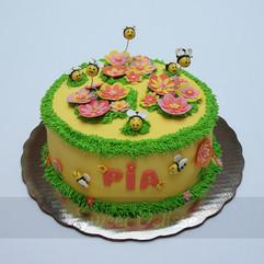 Summer Honey Cake