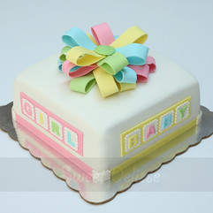 Sweet Expectations Cake