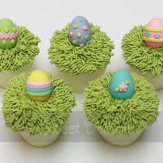 Copy of Easter Egg Cupcakes